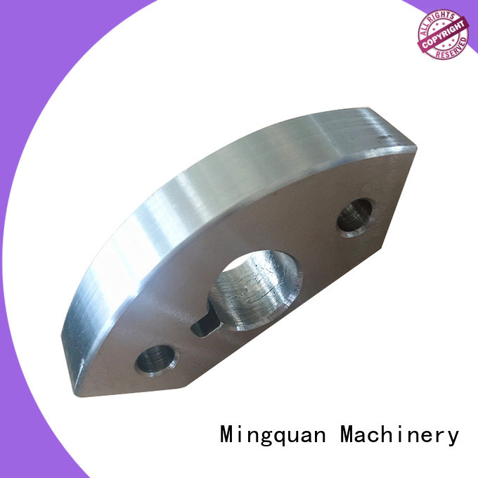 Mingquan Machinery practical cnc auto parts on sale for CNC milling