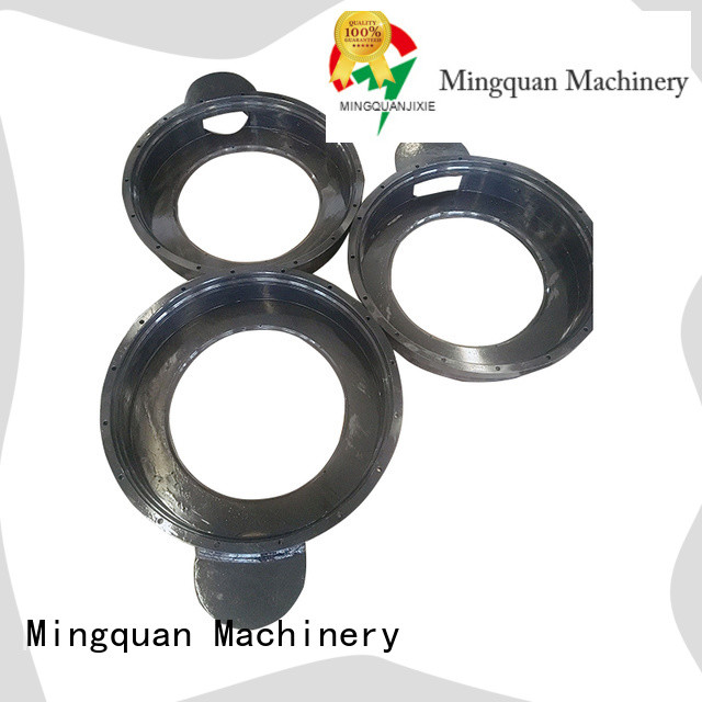 Mingquan Machinery precision custom flange personalized for factory