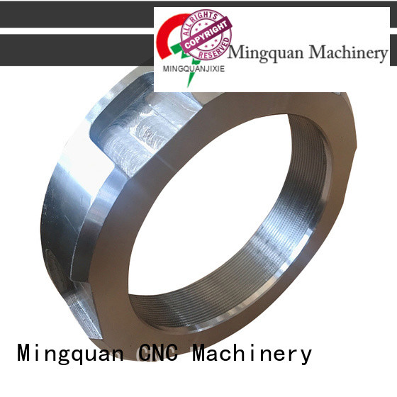 Mingquan Machinery accurate pipe base flange with discount for industry