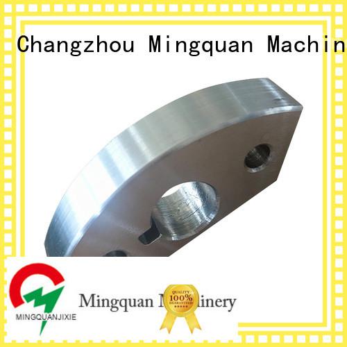 Mingquan Machinery precision cnc machining directly sale for machine