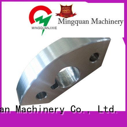 Mingquan Machinery durable precision machined parts china series for turning machining