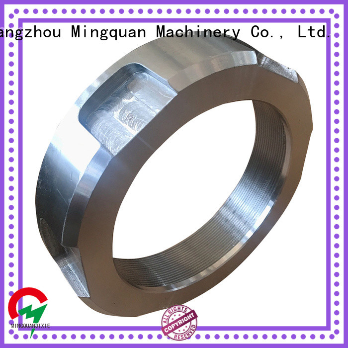 Mingquan Machinery pipe flange supplier for industry