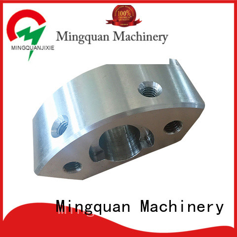 Mingquan Machinery cnc machining services on sale for machine
