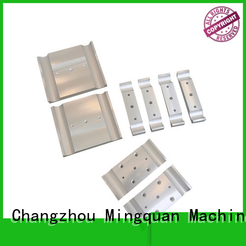 Mingquan Machinery custom made custom aluminum fabrication factory price for turning machining