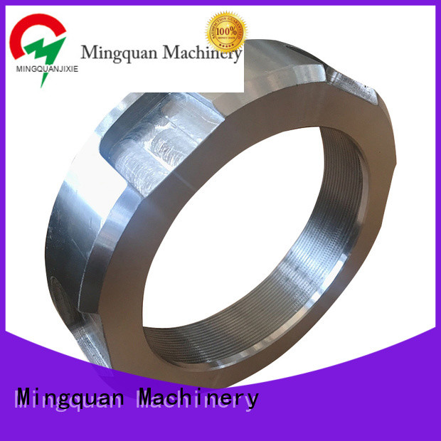 Mingquan Machinery custom flange factory price for plant