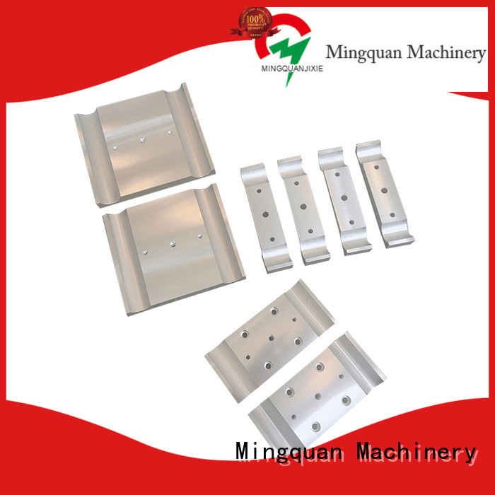 Mingquan Machinery precision machined parts china factory price for CNC milling