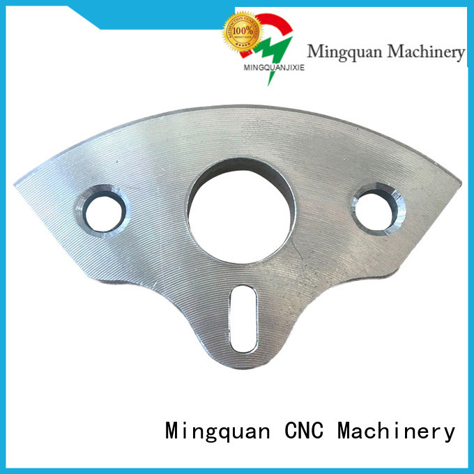 Mingquan Machinery custom made brass parts online for CNC machine