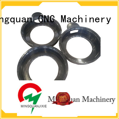 Mingquan Machinery precision custom flange factory price for factory