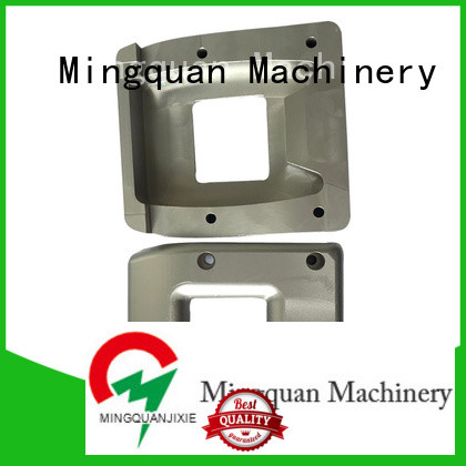 Mingquan Machinery stainless precision cnc machining supplier for turning machining