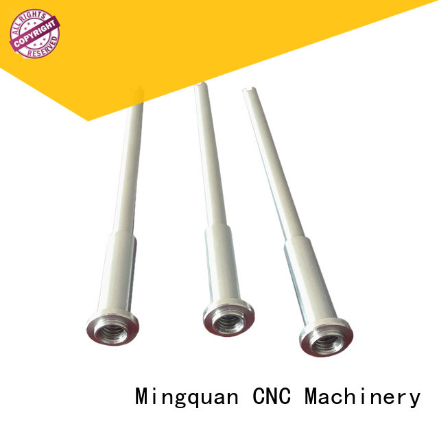 Mingquan Machinery custom machining shaft parts supplier for plant