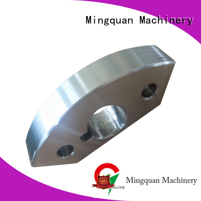 Mingquan Machinery small parts machining factory price for CNC milling