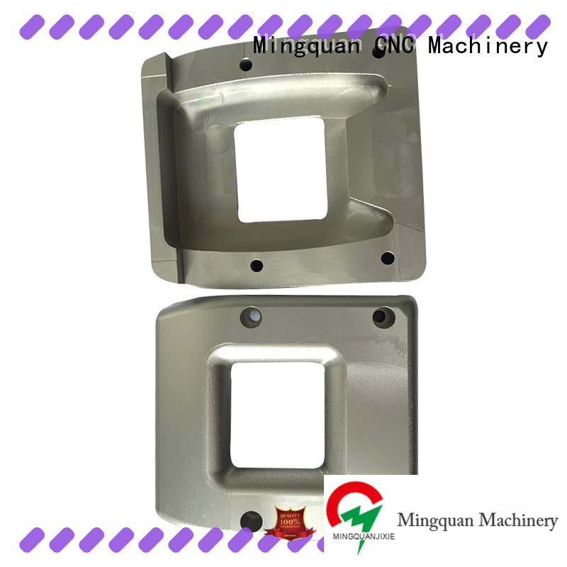 Mingquan Machinery quality cnc metal parts series for CNC milling