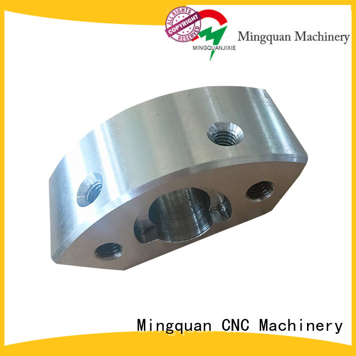 Mingquan Machinery durable brass parts supplier for machine