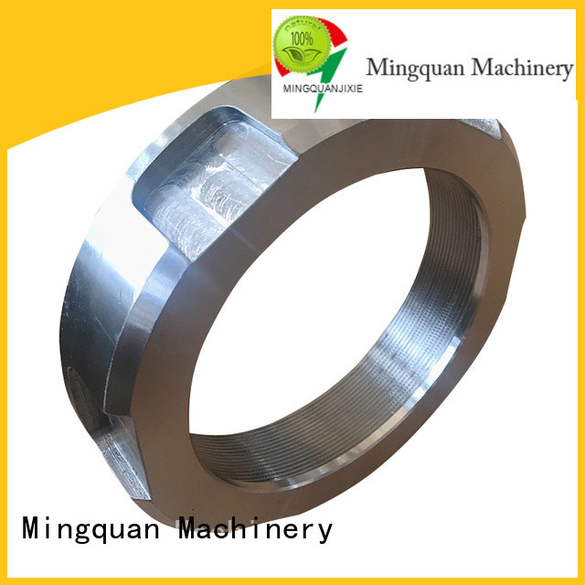 Mingquan Machinery best metal flange supplier for workshop