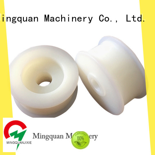 Mingquan Machinery brass machined parts directly sale for factory