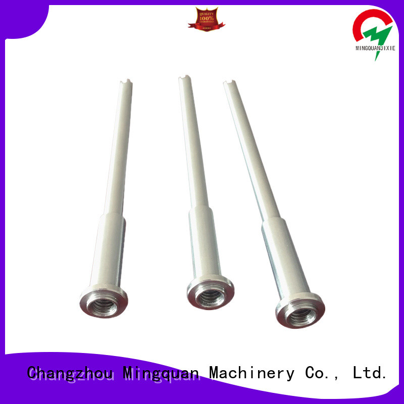 Mingquan Machinery stainless steel shaft wholesale for workplace
