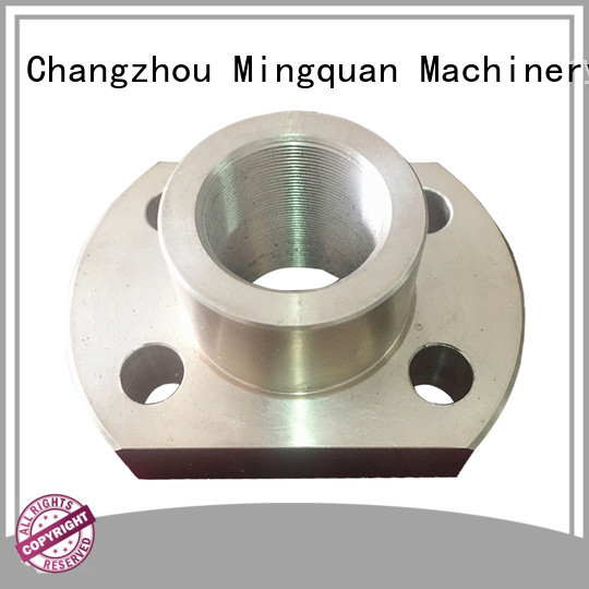 Mingquan Machinery precision alloy steel flanges factory direct supply for industry