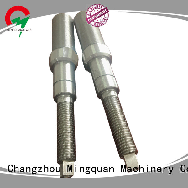 Mingquan Machinery mechanical 304 stainless steel shaft for factory
