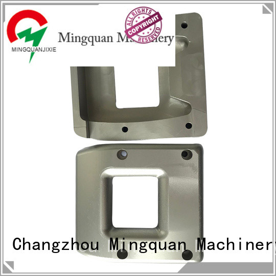 Mingquan Machinery cnc mechanical parts factory price for CNC machine