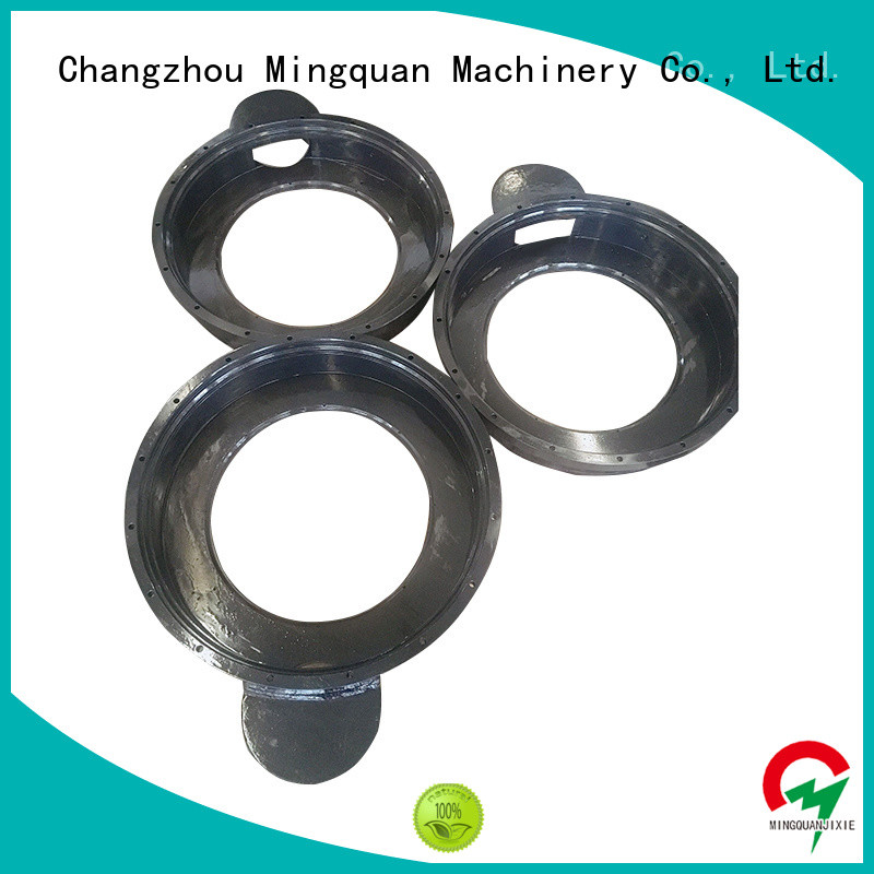 Mingquan Machinery accurate stainless steel pipe flange for industry