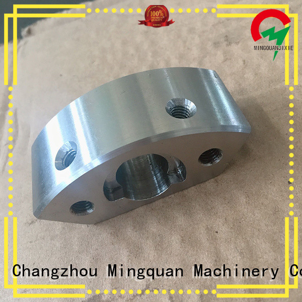 custom made precision parts manufacturing directly sale for factory Mingquan Machinery