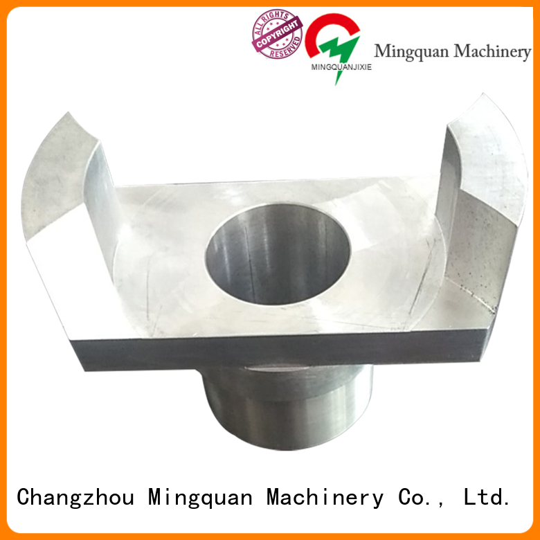 Mingquan Machinery cnc parts supply from China for machine