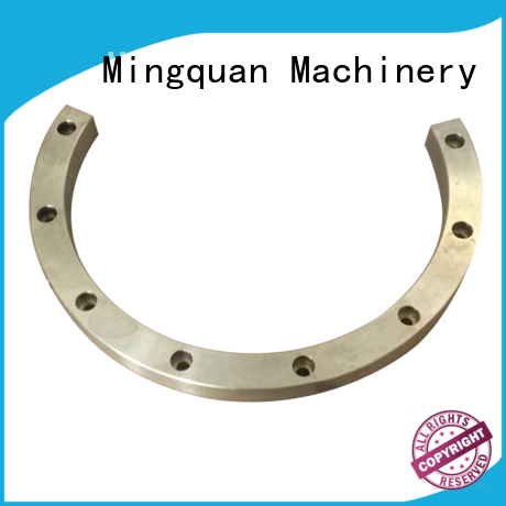 Mingquan Machinery durable precision machined parts china directly sale for machine