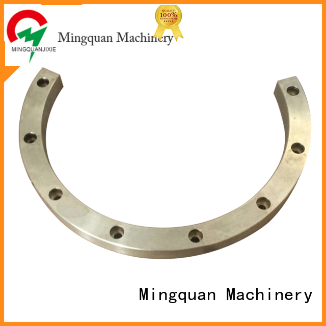 Mingquan Machinery cnc metal parts supplier for turning machining