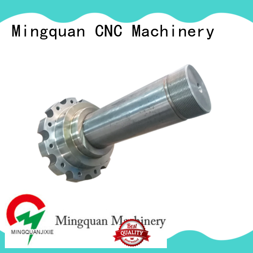Mingquan Machinery custom steel shafts manufacturer for workplace