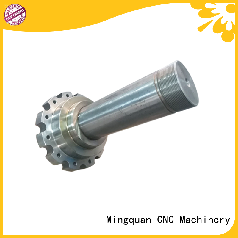 Mingquan Machinery customized stainless steel shaft wholesale for factory