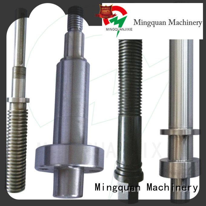 Mingquan Machinery professional steel shafts for irons directly price for workshop