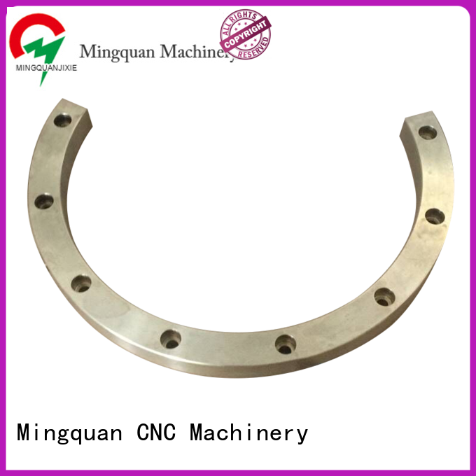 Mingquan Machinery cnc metal parts online for CNC milling