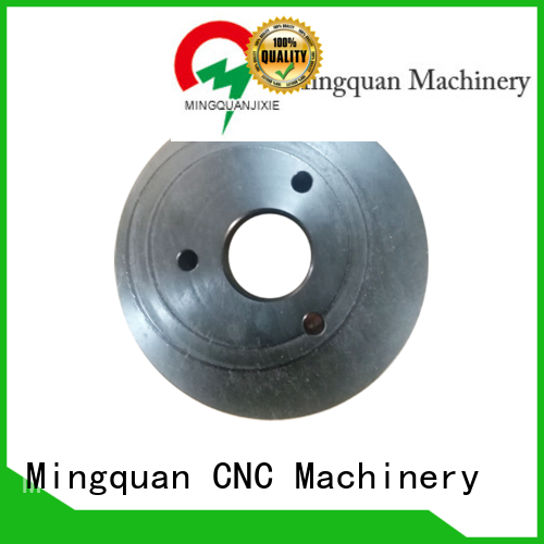 Mingquan Machinery top rated cnc parts services factory direct supply for factory