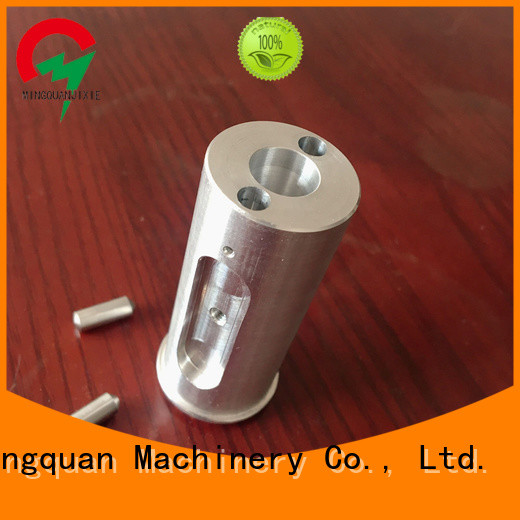mechanical shaft sleeve of pump supplier for CNC milling