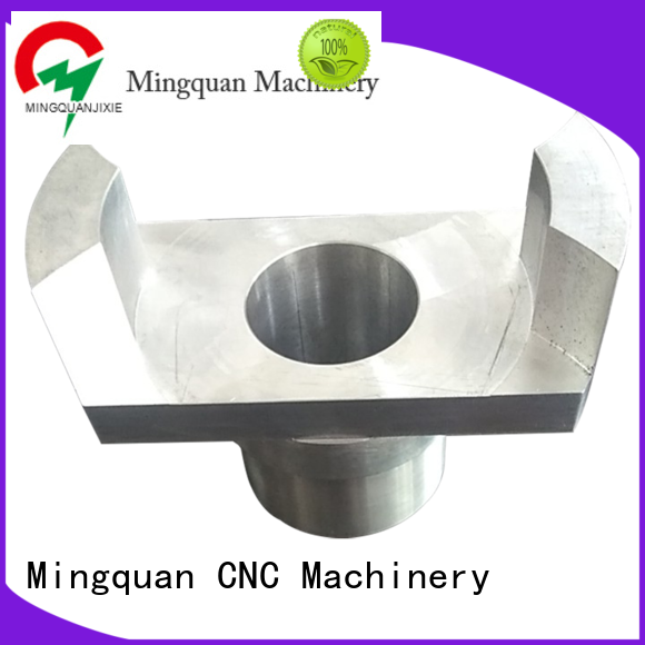 Mingquan Machinery durable cnc metal parts directly sale for machine