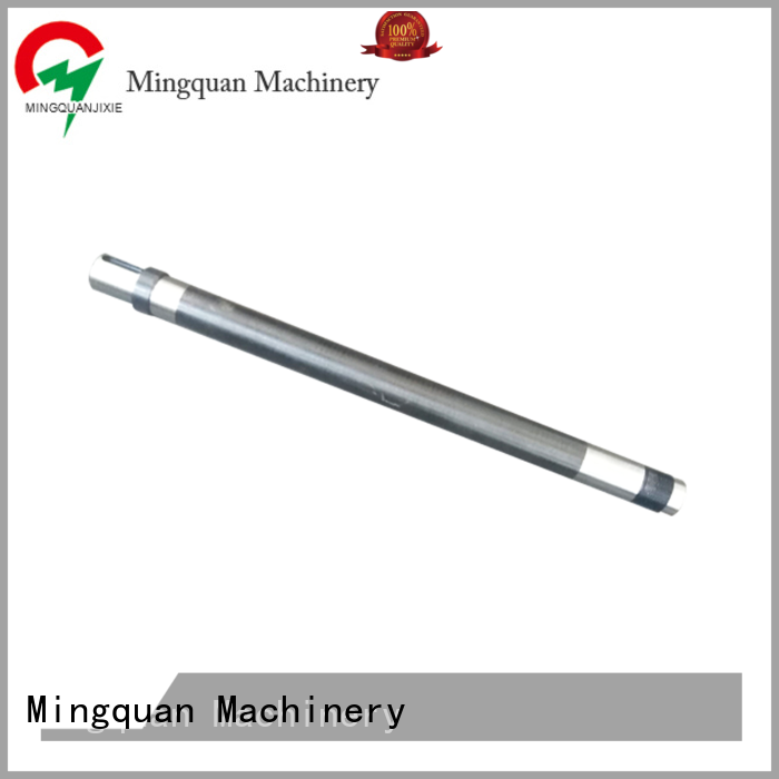 Mingquan Machinery oem steel shafts for irons on sale for workshop