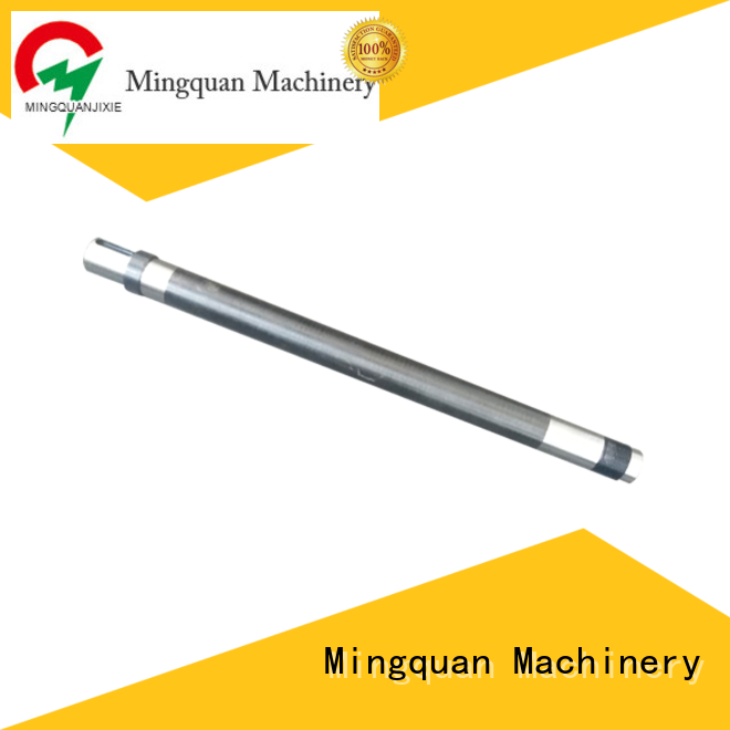 Mingquan Machinery stainless steel custom cnc machining parts on sale for factory