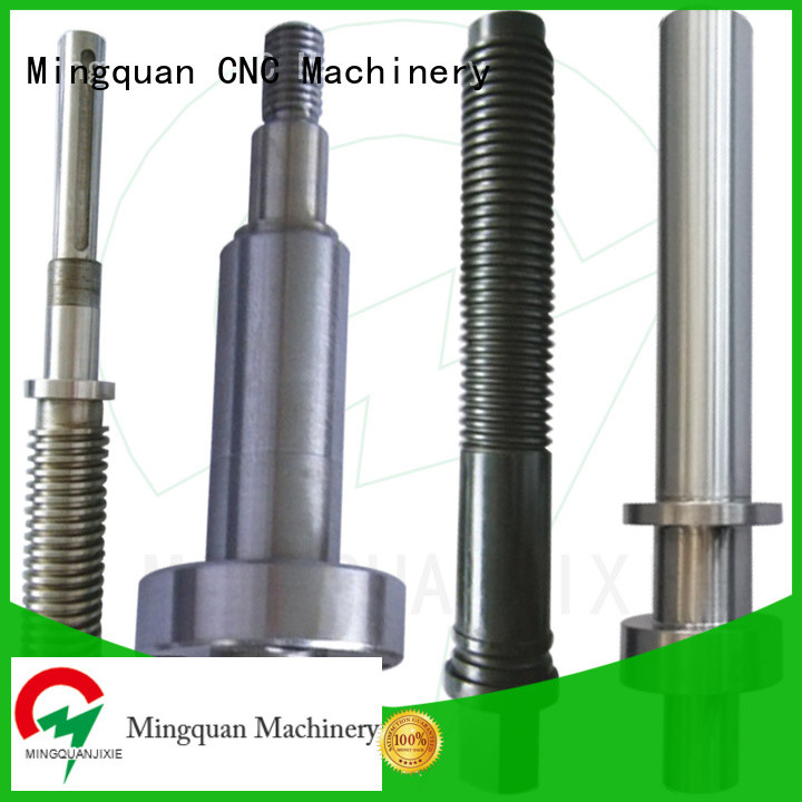 Mingquan Machinery shaft parts on sale for workplace