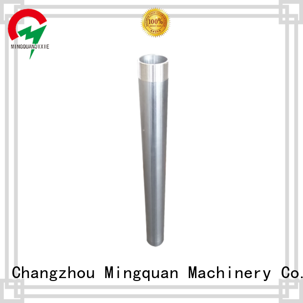Mingquan Machinery precise aluminum shaft for workplace