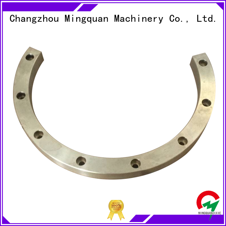 Mingquan Machinery practical nylon parts supplier for machine
