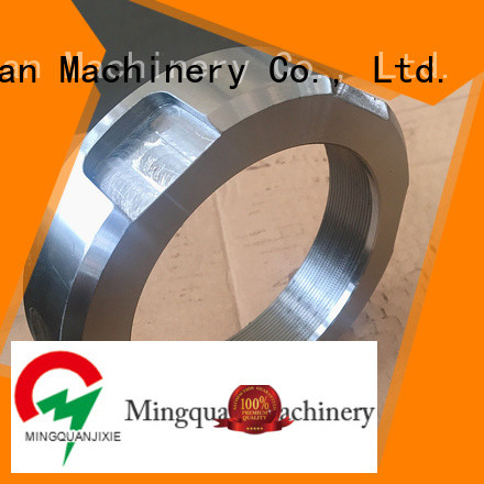 Mingquan Machinery durable 316 stainless steel flanges personalized for plant