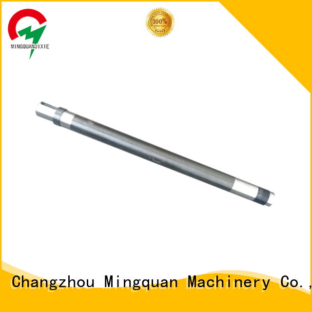 steel shaft supplier for workshop Mingquan Machinery