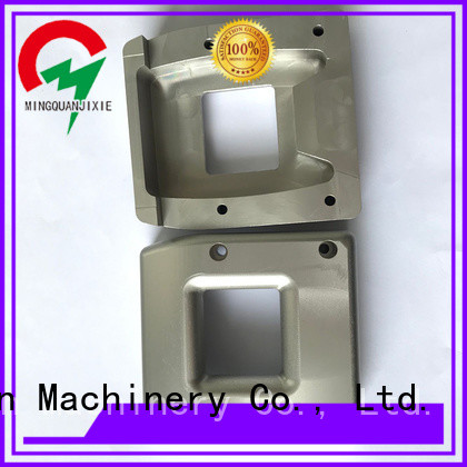 small parts machining for CNC milling Mingquan Machinery