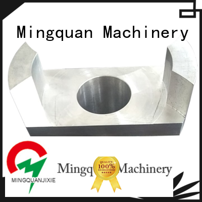 Mingquan Machinery brass machined parts supplier for machine