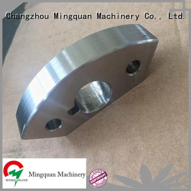 cnc parts supply for machine Mingquan Machinery