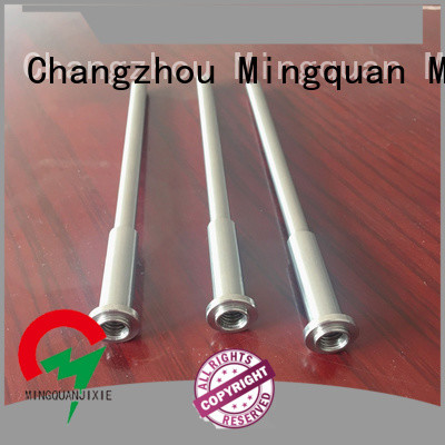 stainless steel shaft for factory Mingquan Machinery