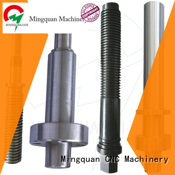 customized shaft parts bulk buy for plant