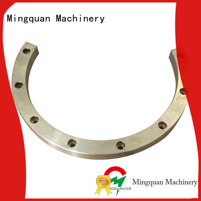 Mingquan Machinery durable precision machined parts china directly sale for CNC machine
