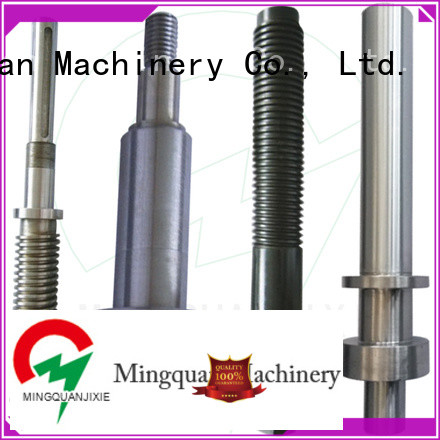 Mingquan Machinery stainless steel shaft directly price for workplace