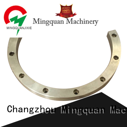 Mingquan Machinery custom aluminum fabrication on sale for factory
